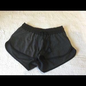 LULULEMON French terry lounge shorts size 8